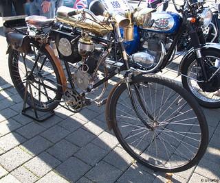 1897 P. Hostins mit De Dion Bouton Motor