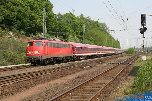 Stolberg. (Rheinl) Hbf. 29.04.07.