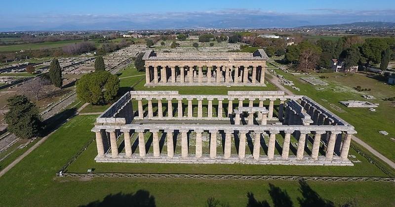 Parco Archeologico Paestum e Velia, presentati i risultati delle indagini  archeologiche