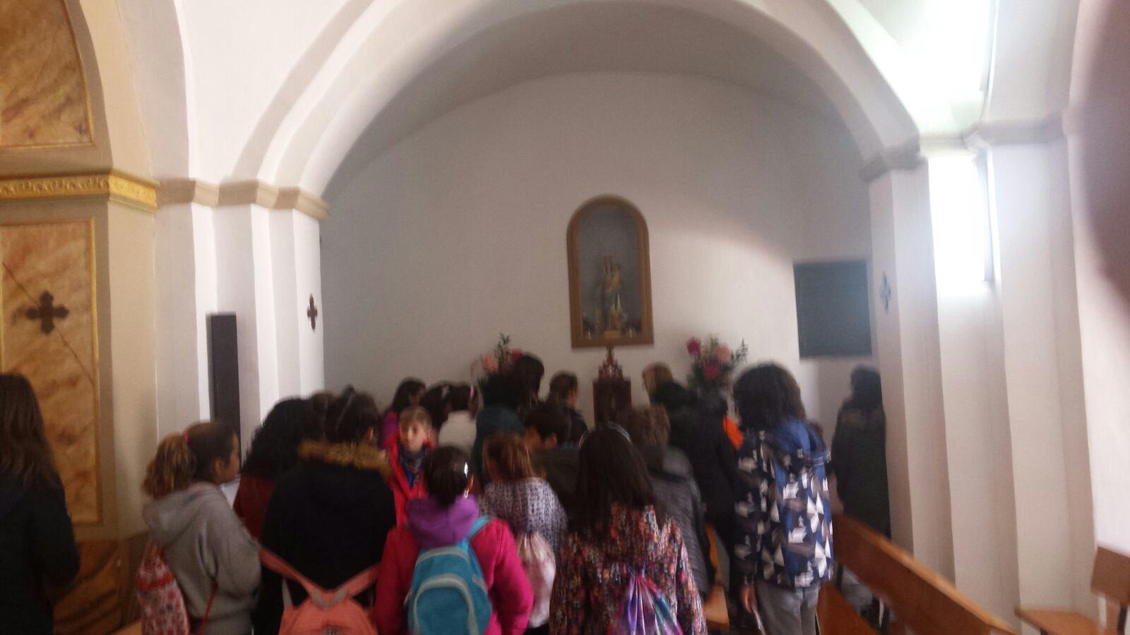 (2018-03-19) - Visita ermita alumnos Yolada-Pilar,6º, Virrey Poveda-9 de Octubre - Maria Isabel Berenquer Brotons - (10)