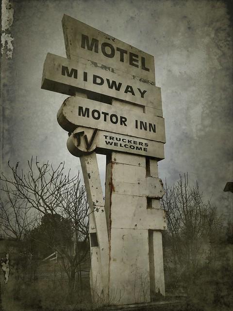 Beware of old signs on Highways