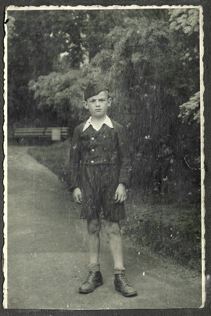 Archiv Thür005 Junge, 1920er