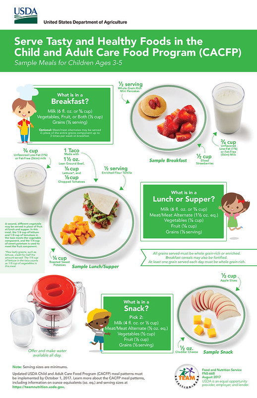 Serve Tasty and Healthy Foods in the Child and Adult Care Food Program infographic - How To CURE HEARTBURN During Pregnancy Naturally & Easily Prevent ACID REFLUX Too!!!