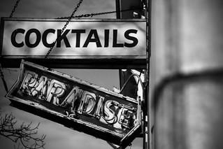 Cocktails Paradise | by kenfagerdotcom