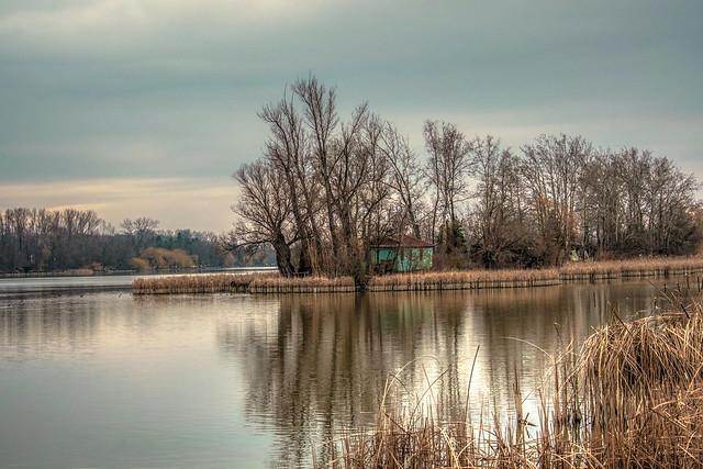 Szigetújfalu - Little Danube / Hungary