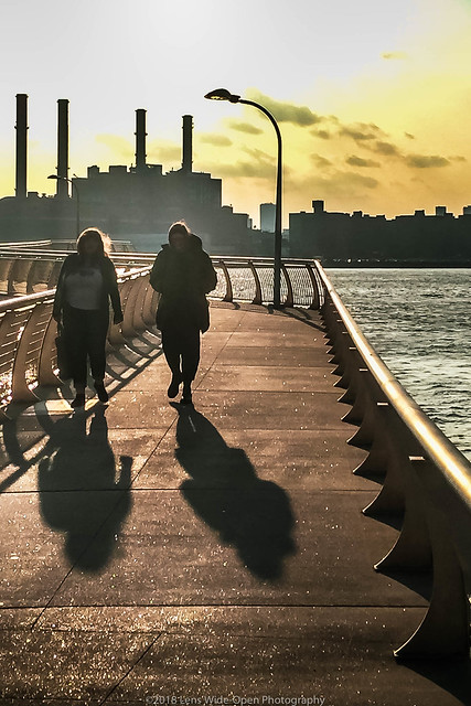 A Walk on The Pier
