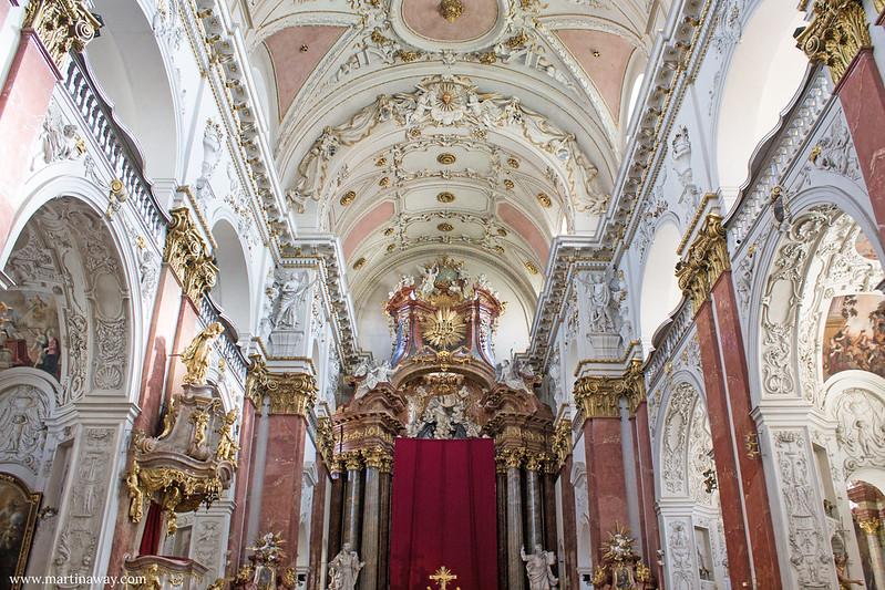 Chiesa di Sant'Ignazio, Nove Město