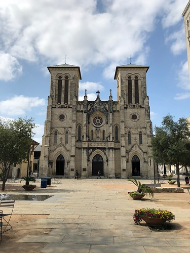 San Antonio - The San Fernando Cathedral | by Pierre Yeremian