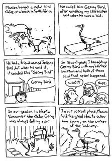 Germy Bird 1 | by vinegar22