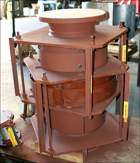 Custom In-line Pressure Balanced Expansion Joint for an Oil Refinery in India