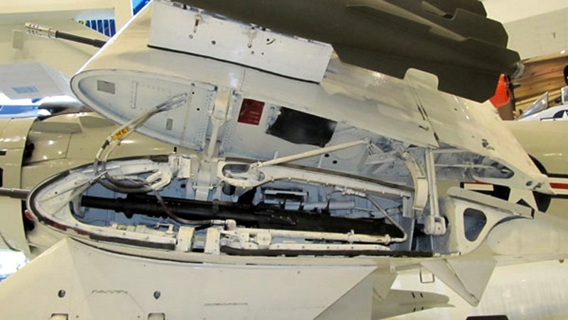 道格拉斯的一个-1H空中袭击者3
