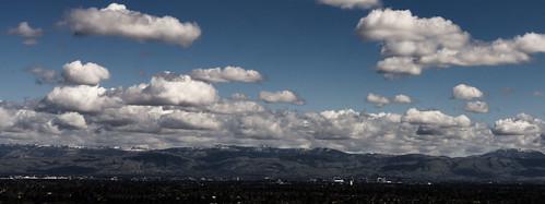 clouds snow mthamilton diablorange california santaclaracounty