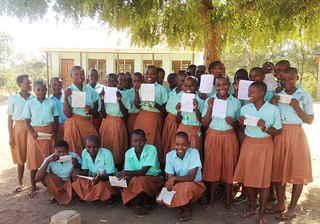 Feedback from the girls at Chije Primary School | by The Good Life Orphanage