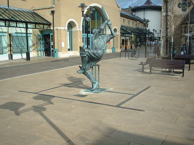 Spirit of Cricket, Hastings, # 3