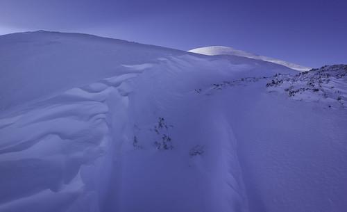 drift s snow | by Scotland's Mountains