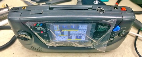 Game Gear McWill mod | by Deep Fried Brains