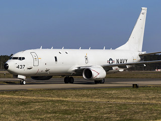 United States Navy   Boeing P-8A Poseidon   168437   by MTV Aviation Photography
