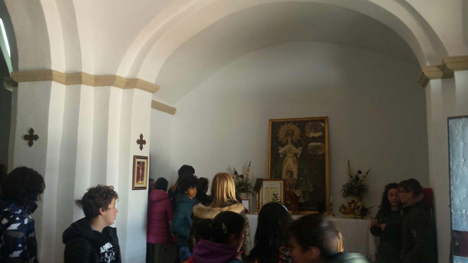 (2018-03-19) - Visita ermita alumnos Yolada-Pilar,6º, Virrey Poveda-9 de Octubre - Maria Isabel Berenquer Brotons - (08)