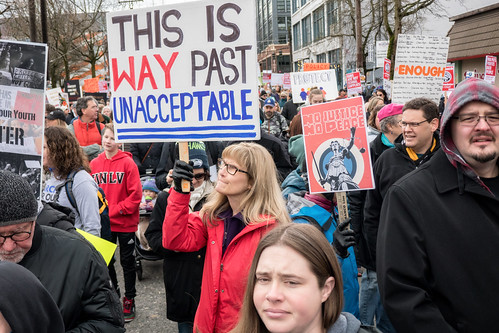 March For Our Lives in Seattle | by davidjlee