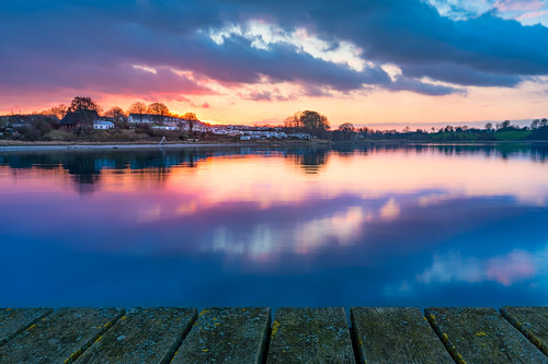 architecture beach beautifulview burningsky clouds coast glowingsky hdr jetty landscape nature ocean sand sea seascape sky sun sundown sunset warm water winter munkbrarup schleswigholstein germany de