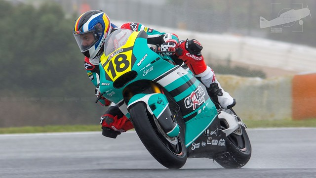 Xavier Cardelus Gargia - Team Stylobike - kalex Motorcycle