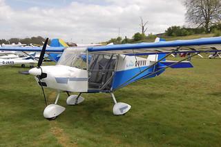 G-VVVV Best Off Skyranger [BMAA HB 427] Popham 020509 | by peterolding