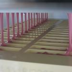 「キットカット ショコラトリー サブリム ルビー」製造工程画像