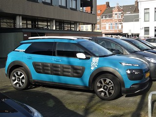 2017 Citroën C4 Cactus Rip Curl The Citroën C4 Cactus Is Flickr