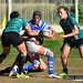 Galeria: INEF-L'Hospitalet vs CR Cisneros, J11 Lliga Iberdrola rugby femení 2017-2018