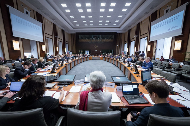 HELCOM 2018 Ministerial Meeting
