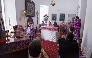 Литургия Преждеосвященных Даров 350