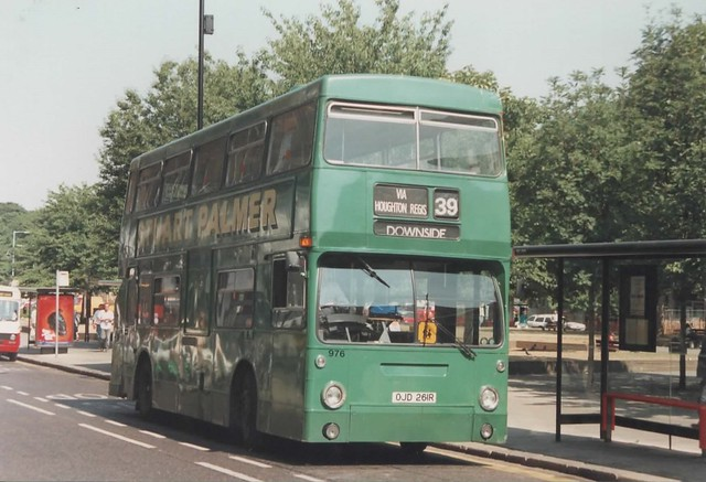 976, OJD 261R, Leyland Fleetline (t.1995)