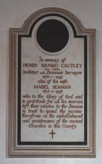 Henry Munro Cautley