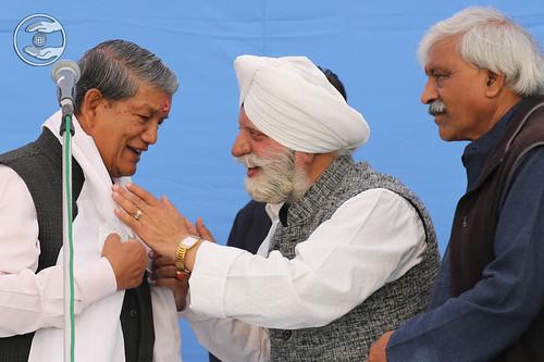 Welcome by SNM Zonal Incharge, Harbhajan Singh