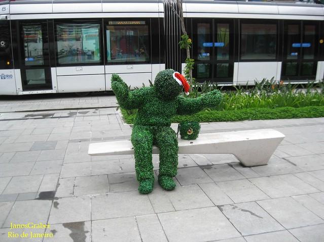 Homem Arbusto