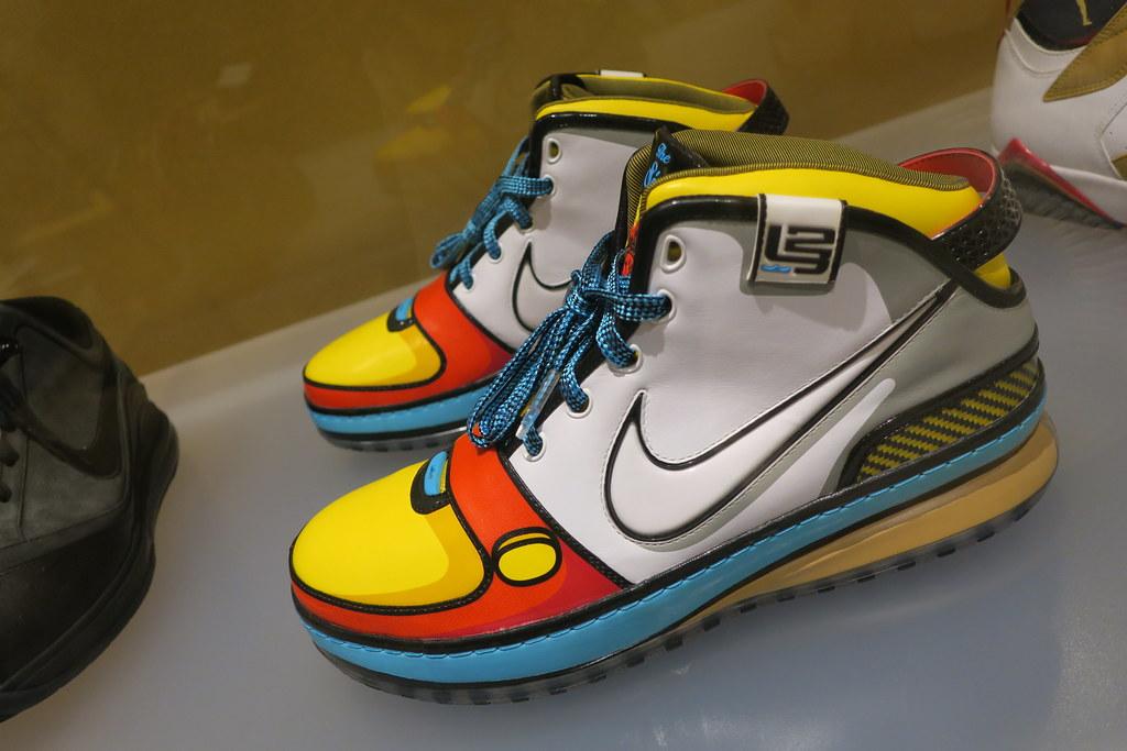 52d140bd30bac Sneaker Culture: Stewie Griffen Family Guy Shoe, Exhibit | Flickr