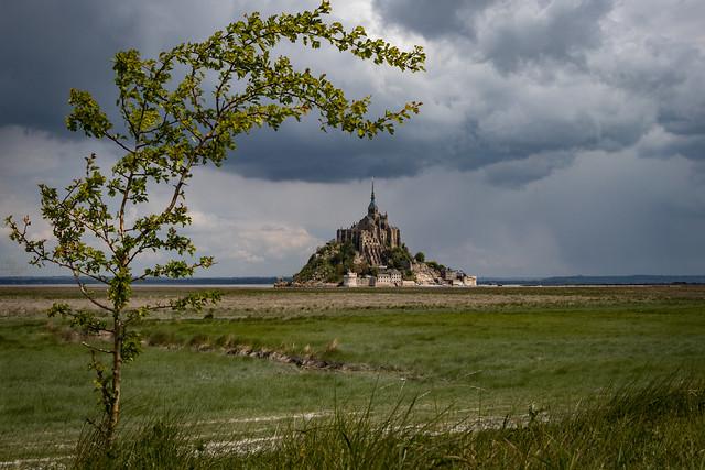 regard vers la Normandie