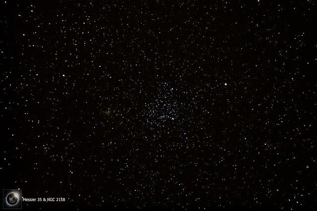 M35 & NGC2158 13/03/18