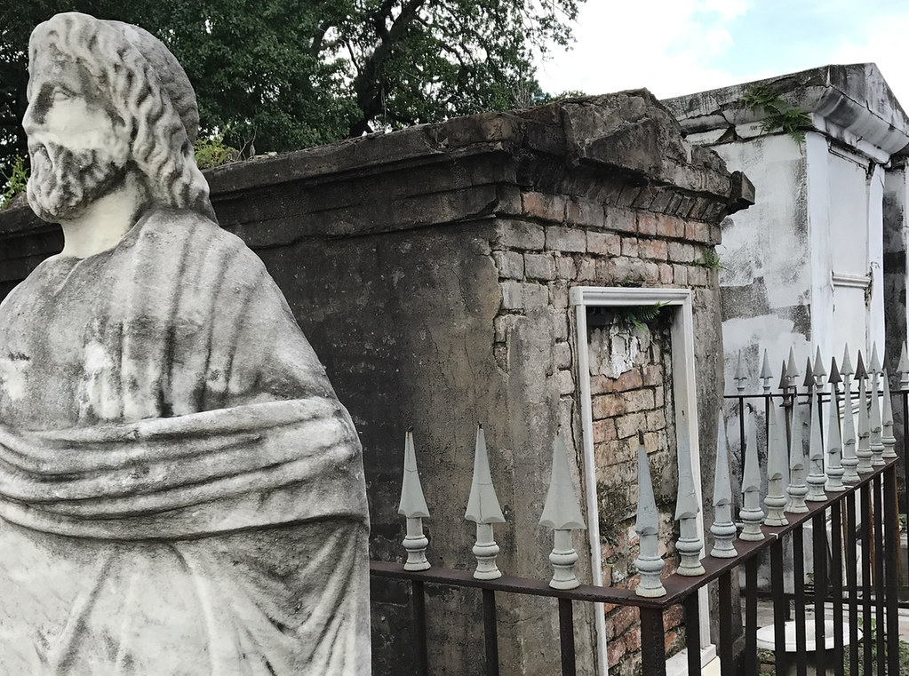 St  Louis Cemetery | Saint Louis Cemetery Tour | JoanDragonfly | Flickr