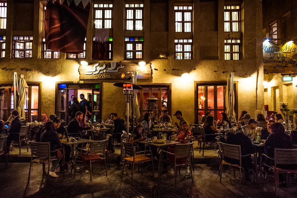 La Boca Restaurant, Souq Waqif, Doha   Marcello Arduini   Flickr