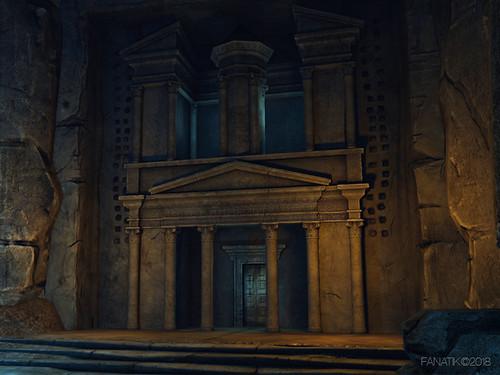 :Fanatik Architecture: CAVES Petra Chamber add-on