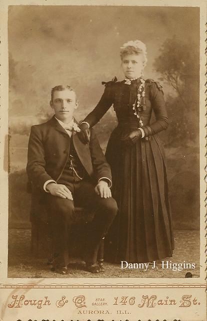 Wedding Couple? Aurora, Illinois.   SCAN7986