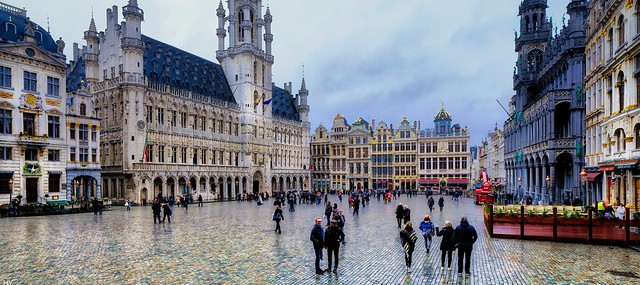 Grand-Place Brussels - 4679