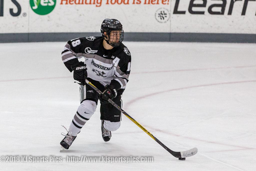 Jacob Bryson | Hockey East Quarterfinals Game 2  March 10, 2