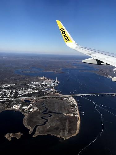 plane wing window seat fort myers fl atlantic city nj power plant bridge spirit