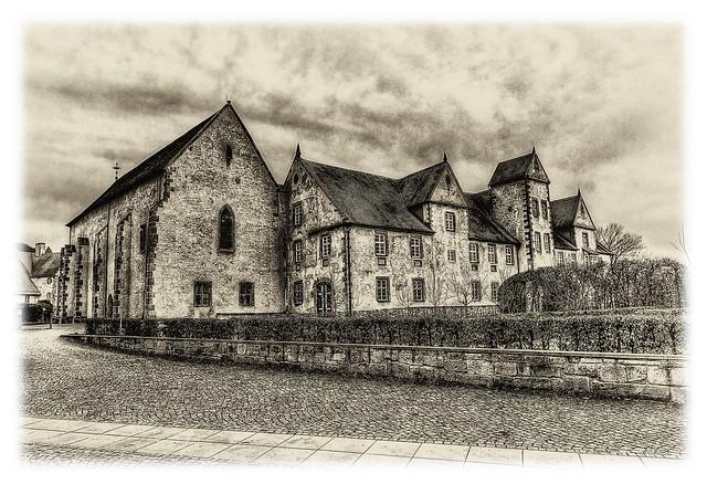 Morschen - Kloster Haydau 05