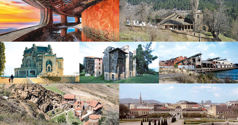 7 Most Endangered heritage sites in Europe for 2018