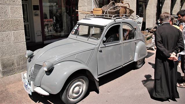 Citroen 2cv 1950's