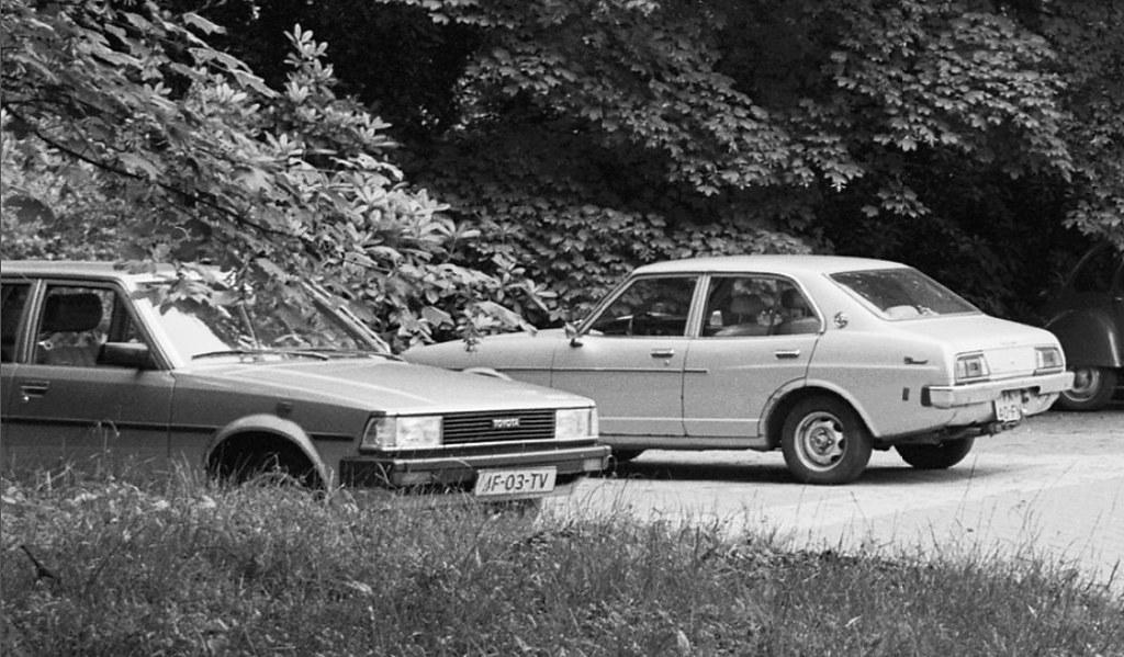 Fk 40 Fh Daihatsu Charmant 1400 1979 Jf 03 Tv Toyota Corolla Stationwagon Ke70 1982 Foto 07 1984 A Photo On Flickriver