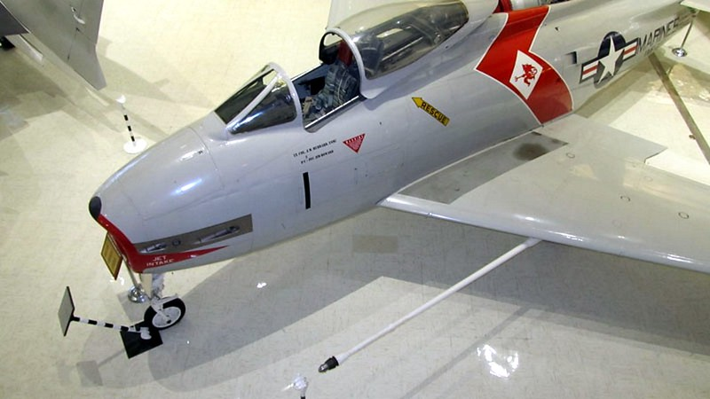 North American FJ-4 Fury 1